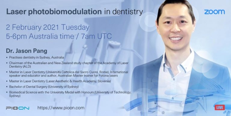 Laser photobiomodulation in dentistry